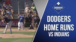 Dodgers Spring Training Highlights: Yasmani Grandal, Matt Kemp and Alex Verdugo