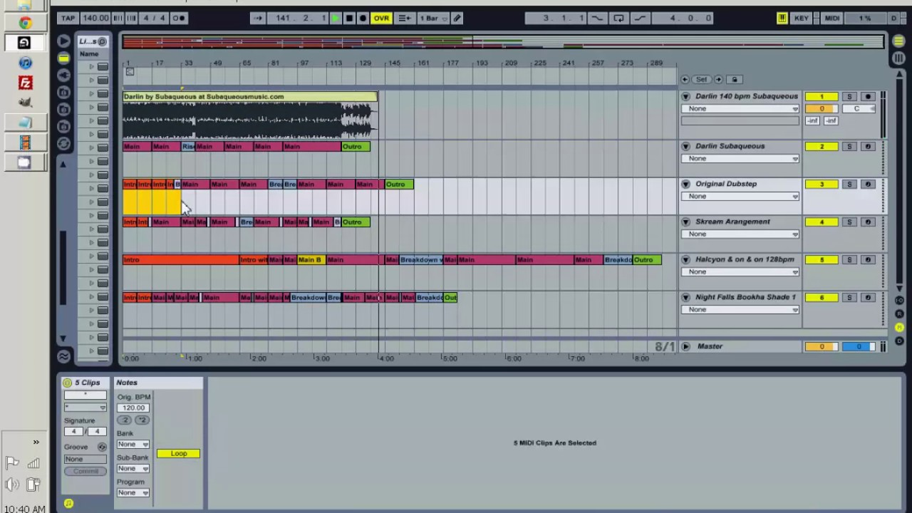 how to produce an edm song