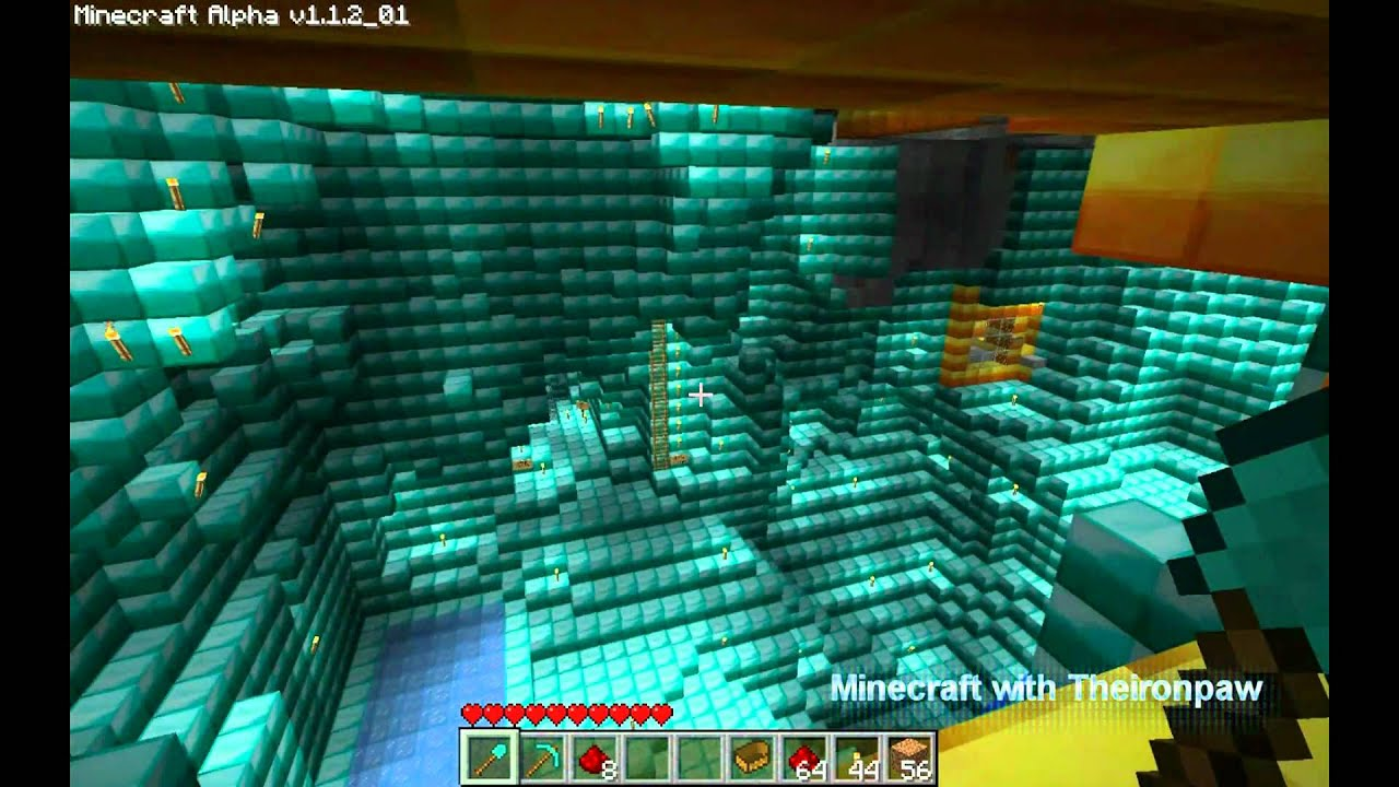 maxresdefault jpgMinecraft Diamond Cave