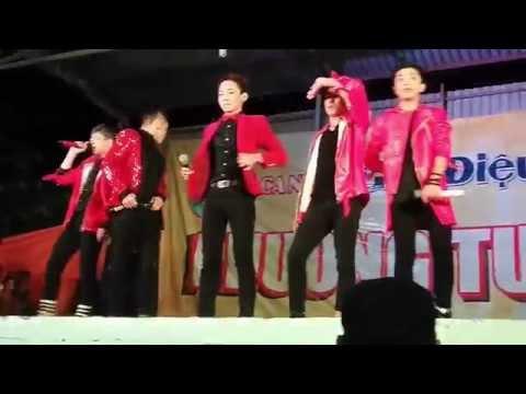 Không Ngủ Được - HKT-M The Five Nhảy Hát Thật Hay Thật Sôi Động