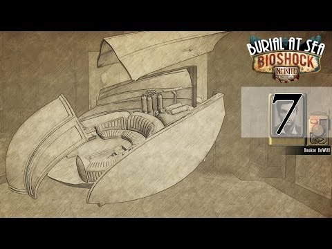 Bioshock Infinite Burial At Sea Episode 2 Walkthrough Part 7 - CO2 Scrubber