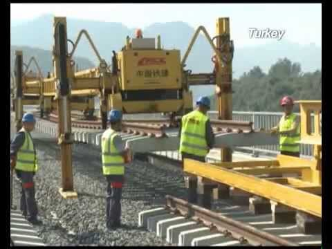 Laos - China and Trans Asian Railway