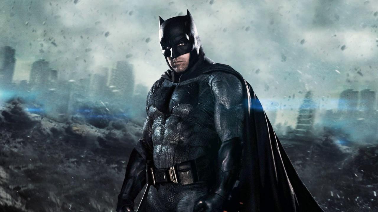 New batman movie photos