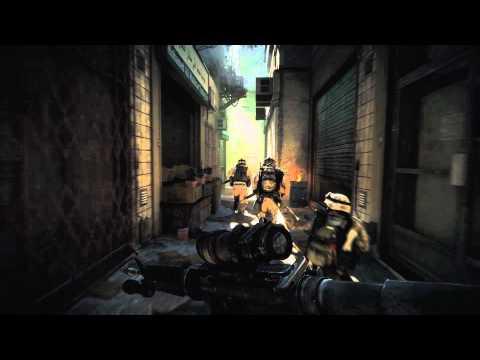 EA представляет Battlefield 3 [первое видео]