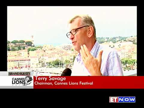 ET NOW's #5YearsOfExcellence | Brand Equity At Cannes Lions Festival 2014