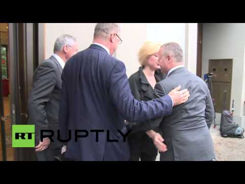 Germany: Russian and EU energy ministers talk Ukraine gas debt