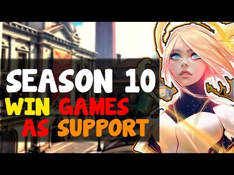 SUPPORT MAIN Guide To CLIMB Consistently In Overwatch Season 10 Competitive