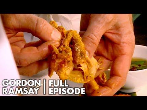 Chef Sends Raw Chicken In Final Challenge In Gordon Ramsay's Restaurant | Ramsay's Best Restaurant
