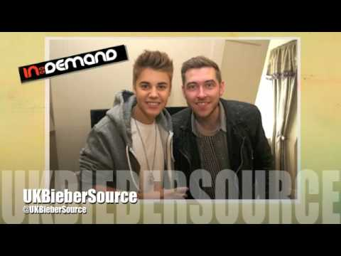 Justin Bieber Interview with In:Demand! - Videos