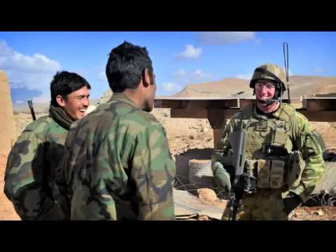 Professional Army - Starting The Mentoring Process - Shane Gabriel