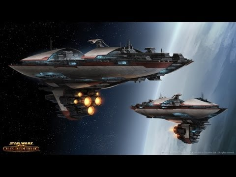 The Old Republic: Space Combat Impressions