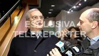 """07/12/2011 - Guido Rossi: """"Quelli che dicono le stronzate vanno fatti tacere"""". Quanto ha ragione il dott. Rossi!"""