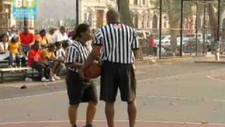 picture of Basketball Referee