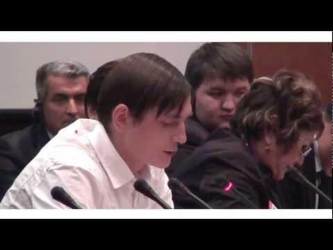 Игорь Коктыш на саммите ОБСЕ