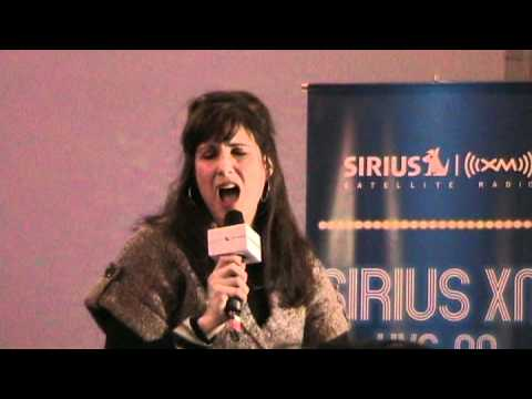 Stephanie J. Block sings Scott Alans Watch Me Soar on Sirius XMs Live on Broadway - 1/26/11