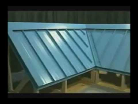 Quot How To Install Standing Seam Metal Roof Quot By Atas Youtube
