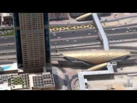 Dubai Metro Station - Dubai