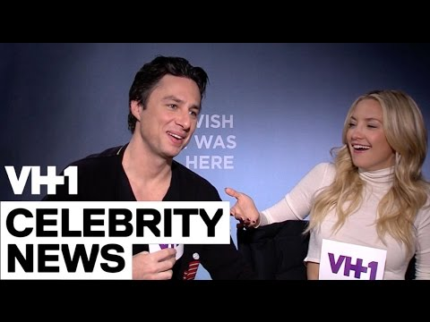 Kate Hudson Says Zach Braff Ruined Their Relationship + VH1