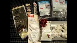 Mother/Daughter Tag swap and Michael's Scrapbook haul view on youtube.com tube online.