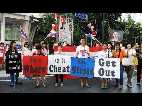 Further protests in Bangkok following Thai election disruption