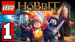 LEGO The HOBBIT Gameplay Walkthrough Part 1 Lets