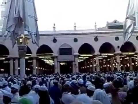 mustafa jane rehmat in masjid e nabvi.mp4