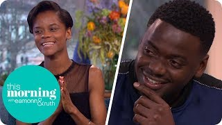 Black Panther Star Daniel Kaluuya Started Out as a Runner for a Shopping Channel | This Morning