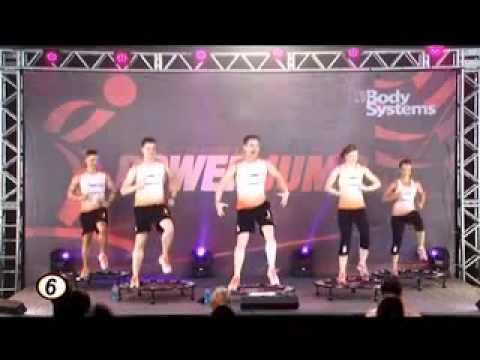 Power Jump Mix #39 Video-2013