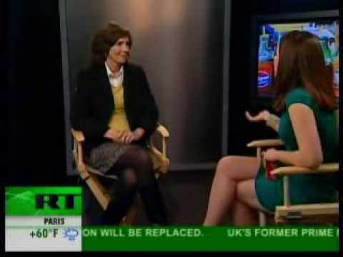 Soda Tax: RT TV &quot;The Alyona Show&quot; Susan Neely  interview