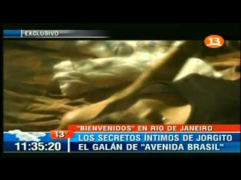 Debora Falabella protagoniza Avenida Brasil por Azteca 13 / Presenta ...