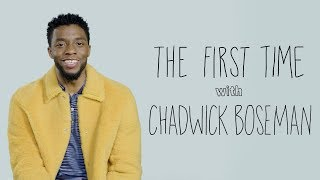 Chadwick Boseman on First Time He Tried on the 'Black Panther' Suit and More