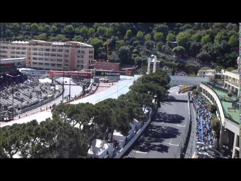 grand prix f1 monaco tribune X