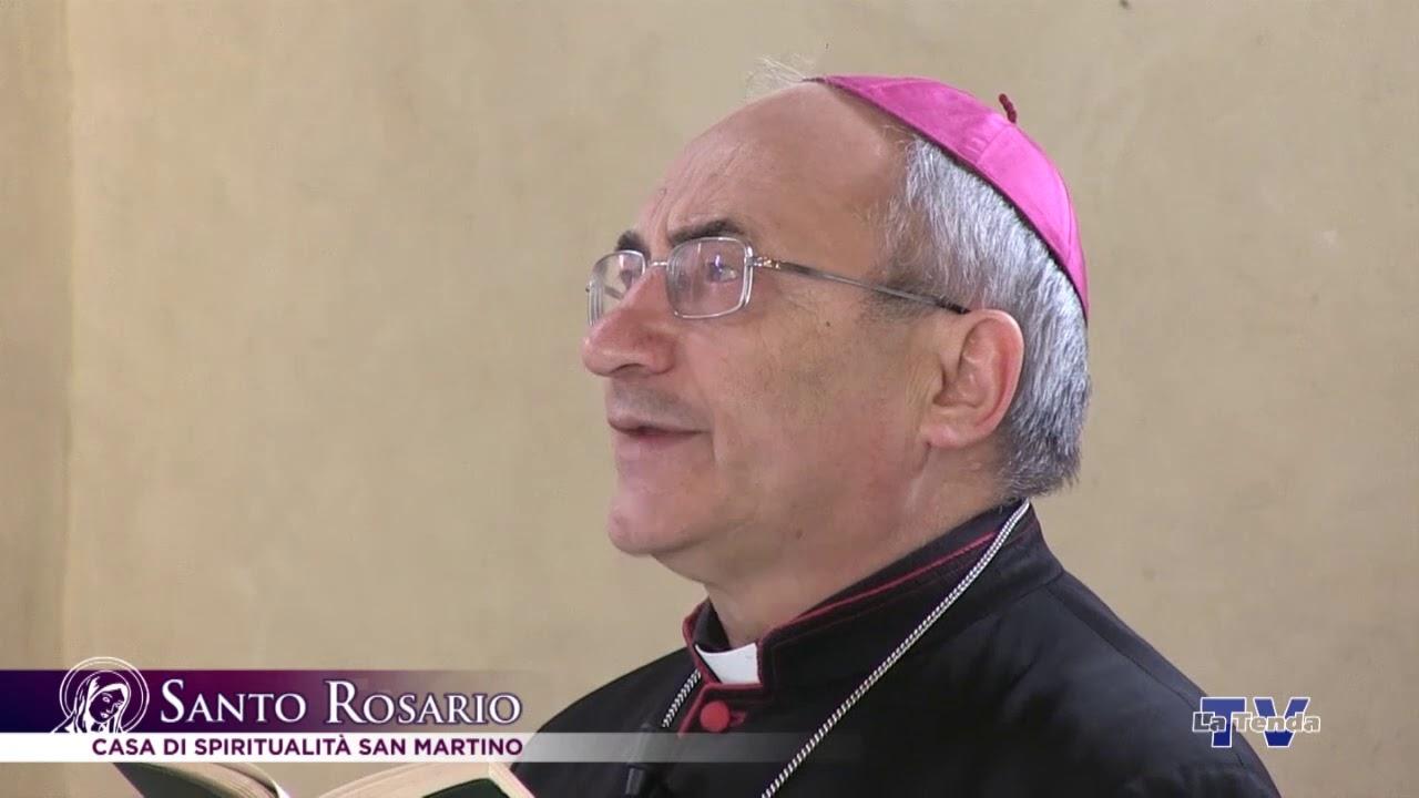 """Santo Rosario - 23 maggio - Casa di spiritualità """"San Martino"""""""