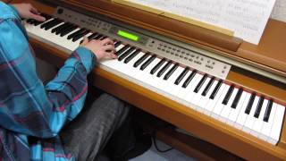 Frozen Let It Go (Piano Cover) [SHEET MUSIC]