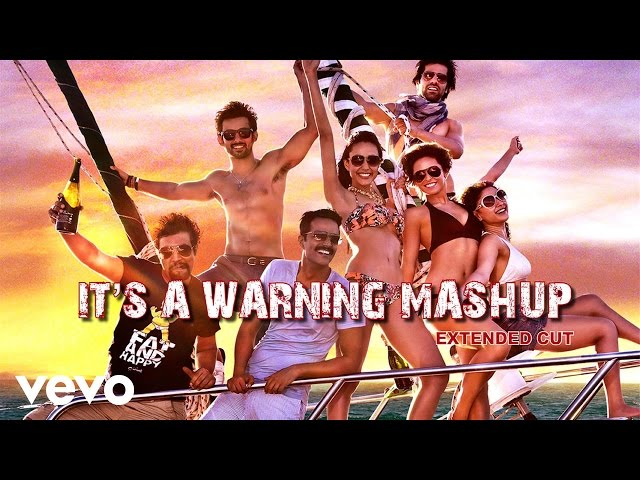 Warning 3D - It's a Warning Mashup Extended Video