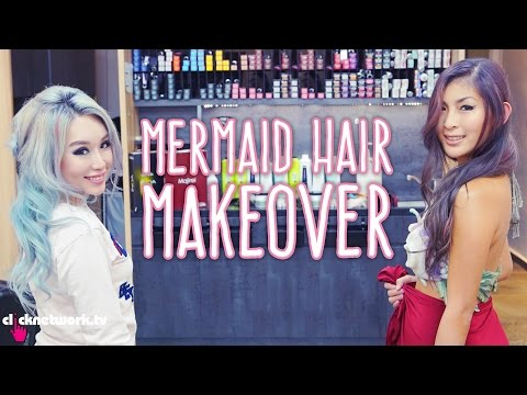 Mermaid Hair Makeover - Xiaxue's Guide to Life: EP191