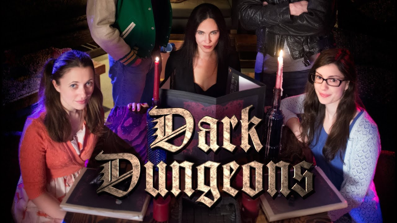 A photo of Dark Dungeons Teaser Trailer -- A ZOE Exclusive!
