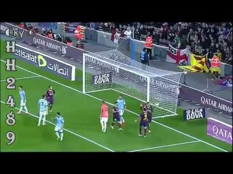 Barcelona vs Celta Vigo 3-0 2014 → RESUMEN & GOLES ← Barcelona 3-0 Celta de Vigo ~ 26-03-2014