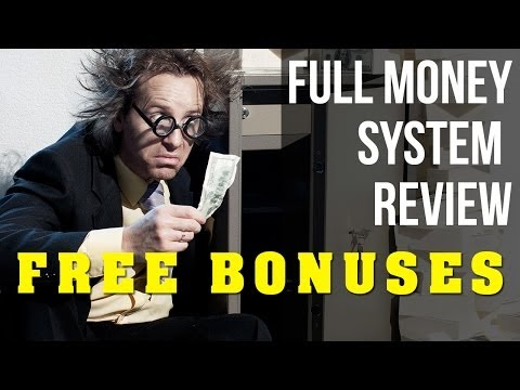 Full Money System Review - Details & Bonus