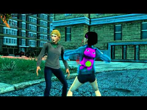 Saints Row The Third : All Melee Attacks (Saints Row 3 Gameplay)