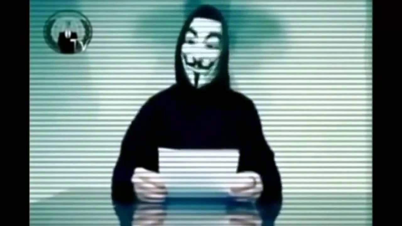 Anonymous -Op Israel 2014