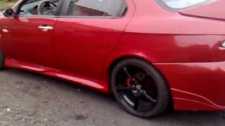 Kurzfilm Alfa Romeo 156 videos