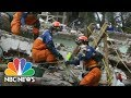 Dog Rescued From Rubble In Mexico, After Six Days | NBC News