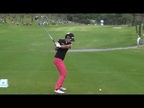 [Slow HD] HEO Yoon-Kyung Driver Golf Swing_Winner_KLPGA Tour