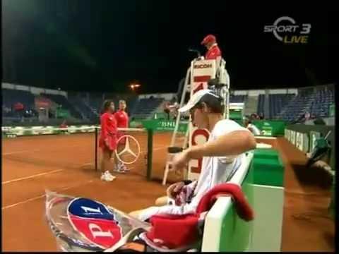 Hình ảnh trong video Andy Murray vs Juan Martin Del Potro Argument