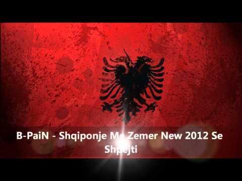 B PaiN   Shqiponje Me Zemer New 2012 Se Shpejti