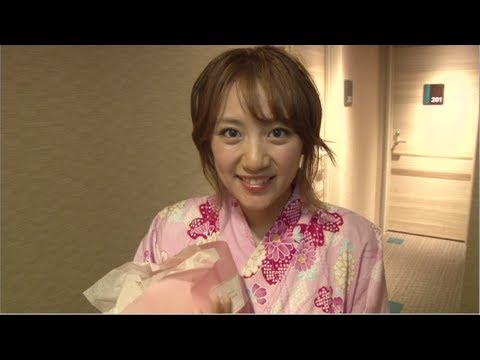 大江戸温泉物語 CMメイキング映像 / AKB48[公式]