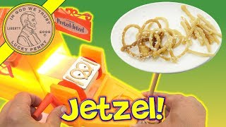 1965 Pretzel Jetzel Kids Toy Pretzel Factory Play Set - Transogram Toys