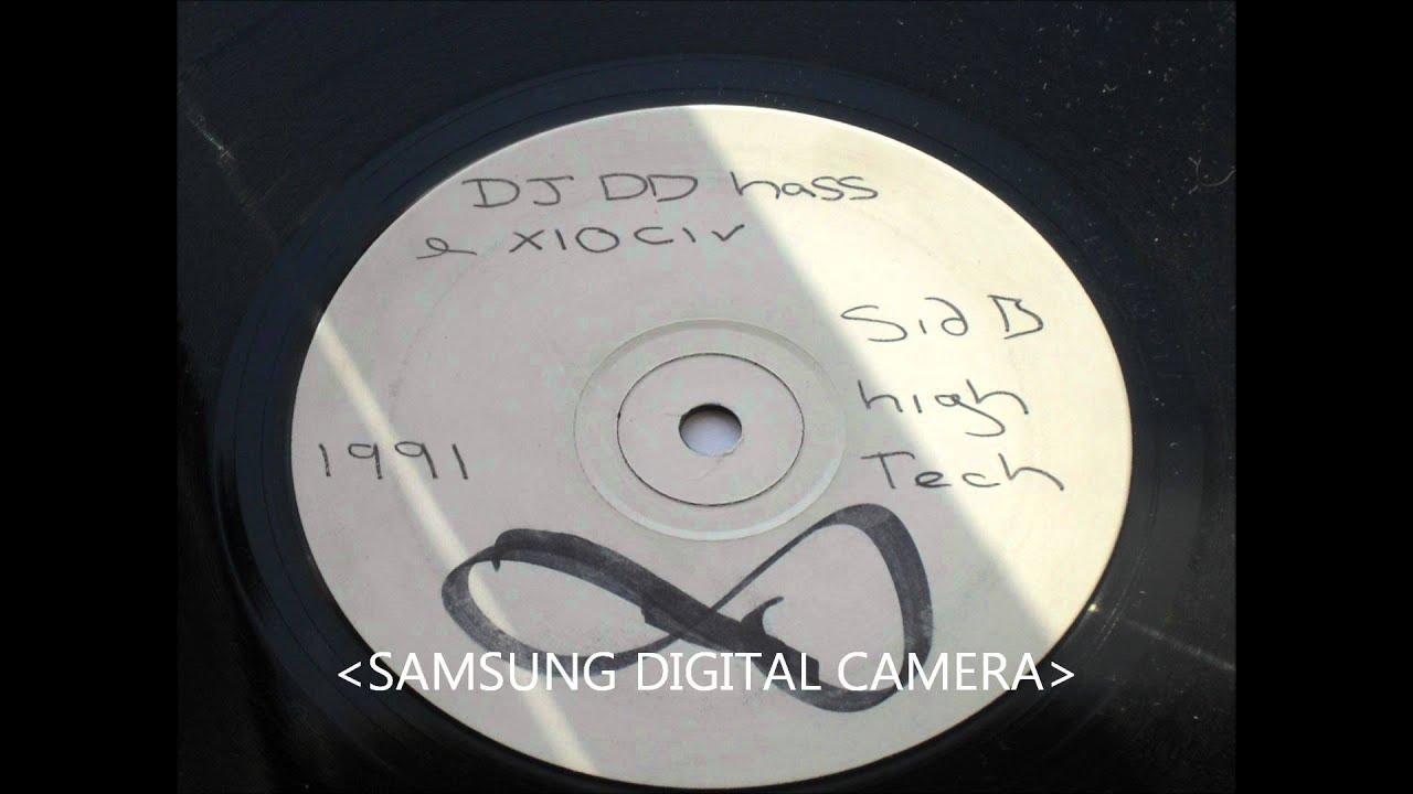 DJ DD Hass + X 10 CIV X-10-CIV Hi Tec Muuusic