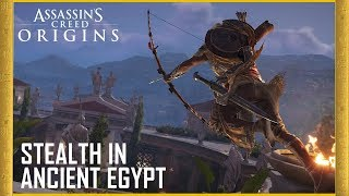 Assassin's Creed Origins - Stealth Gameplay in Ancient Egypt